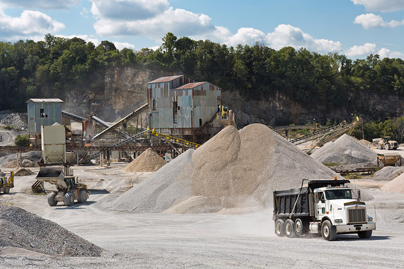 Aggregate & Mining